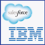 IBM and Salesforce Cloud