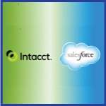 Intacct Salesforce.com chatter