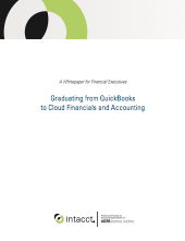 Graduating From QuickBooks