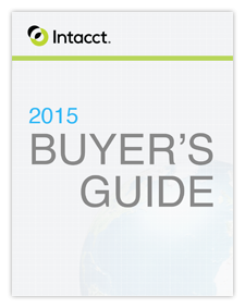 Accounting and Financial Software Buyer's Guide