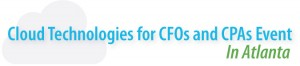 Cloud Technologies For CFOs And CPAs Atlanta Event